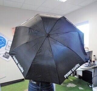Vihmavari logoga - Prime sales