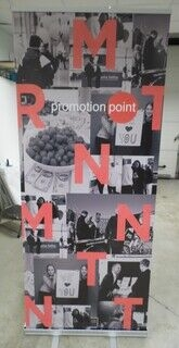 Roll up stend - Promotion point