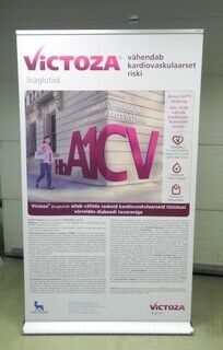 Exclusive roll up - Victoza