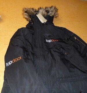 Logoga talvejope - TopDoor