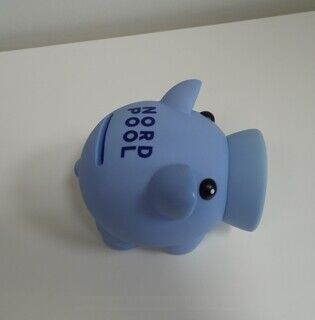 Logoga rahakassa - Nord Pool