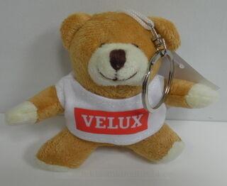 Logoga mängukaru-võtmehoidja - Velux