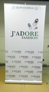 Roll up stend - J´Adore Fashion
