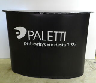 Messilaud logoga - Paletti