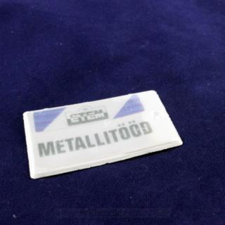 Helkur logoga - Etem metallitööd