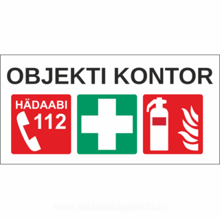 Infosilt - Objekti kontor