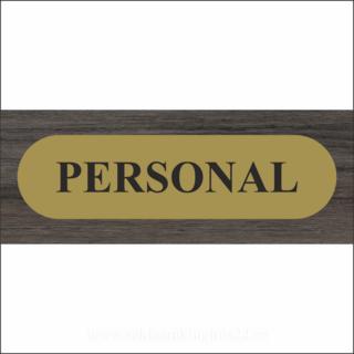 Uksesilt - Personal