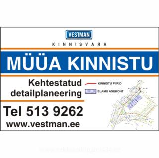 Müüa silt - Vestman Kinnisvara
