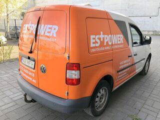 EstPower autokleebised