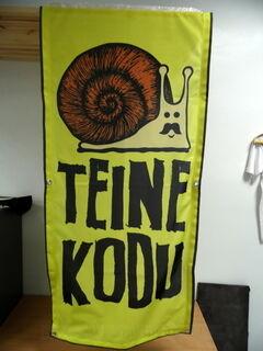 Bänner Teine Kodu
