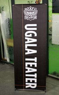 Ugala Teater X-banner