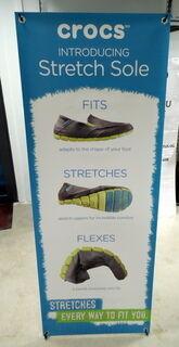 Roll-Up Crocs
