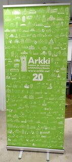 Klassikaline Roll-Up Arkki