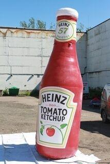 Tuotekopio Heinz tomato ketchup
