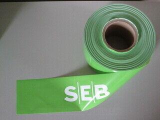 Piirdelint logoga SEB