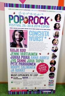 Plakat Pop Rock
