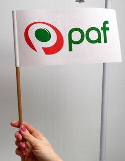 Käsilippu Paf