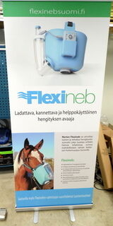 Roll-up 850x2000 mm Flexinebsuomi