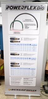 Classic Roll Up 850x2000 mm Dunlop Hilfex