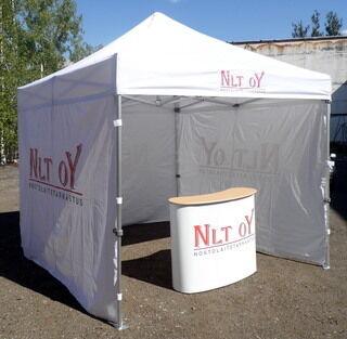 3x3 Pop up teltta NLT OY