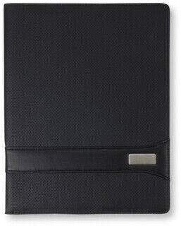 A4 PVC folder.