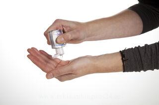 Kätepuhastusgeel