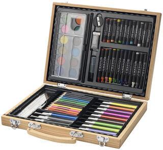 67 piece colouring set