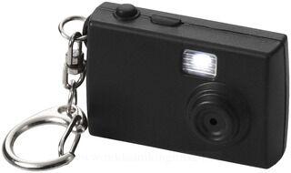 Camera key chain