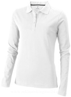 Oakville naiste long sleeve Polo