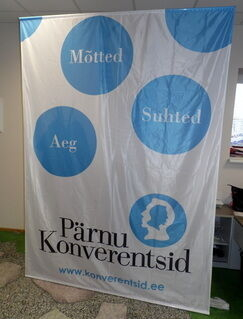 Textile banners