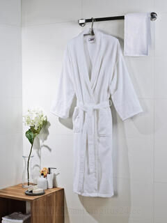 Velours Bath Robe 2. pilt