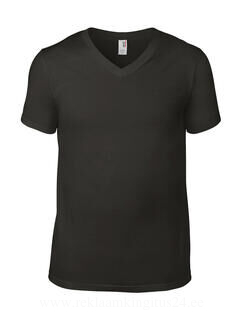 Adult Fashion V-Neck Tee 18. pilt