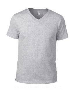 Adult Fashion V-Neck Tee 16. pilt