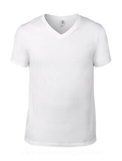 Adult Fashion V-Neck Tee 14. pilt