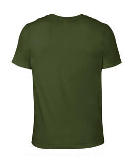Adult Fashion V-Neck Tee 12. pilt