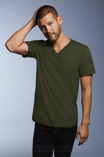 Adult Fashion V-Neck Tee 11. pilt