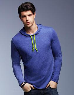 Adult Fashion Basic LS Hooded Tee 14. pilt