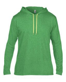 Adult Fashion Basic LS Hooded Tee 6. pilt