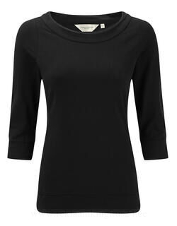 3/4 Sleeve Stretch Top 5. pilt