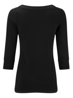 3/4 Sleeve Stretch Top 7. pilt