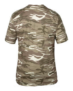 Adult Heavyweight Camouflage Tee 7. pilt