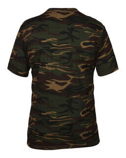 Adult Heavyweight Camouflage Tee 4. pilt