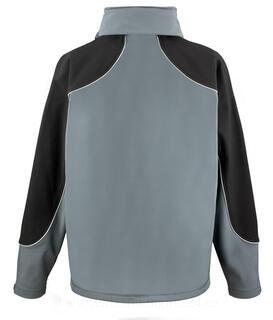 Ice Fell Hooded Softshell Jacket 5. pilt