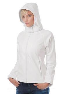 Hooded Softshell Lady