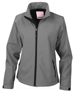 Ladies Base Layer Soft Shell