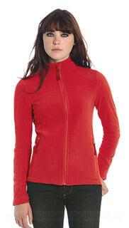 Women Fleece Full Zip