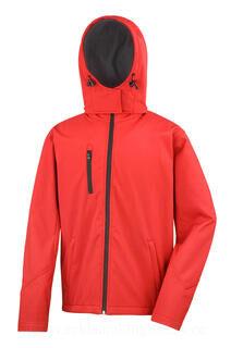 TX Performance Hooded Softshell Jacket 4. pilt