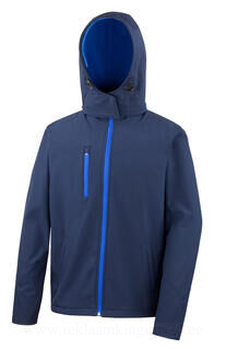 TX Performance Hooded Softshell Jacket 3. picture