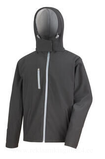 TX Performance Hooded Softshell Jacket 2. pilt
