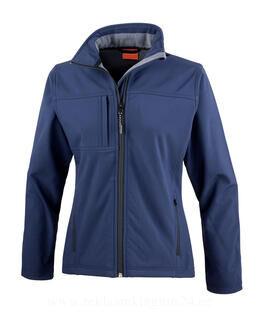 Ladies Classic Softshell Jacket 3. pilt